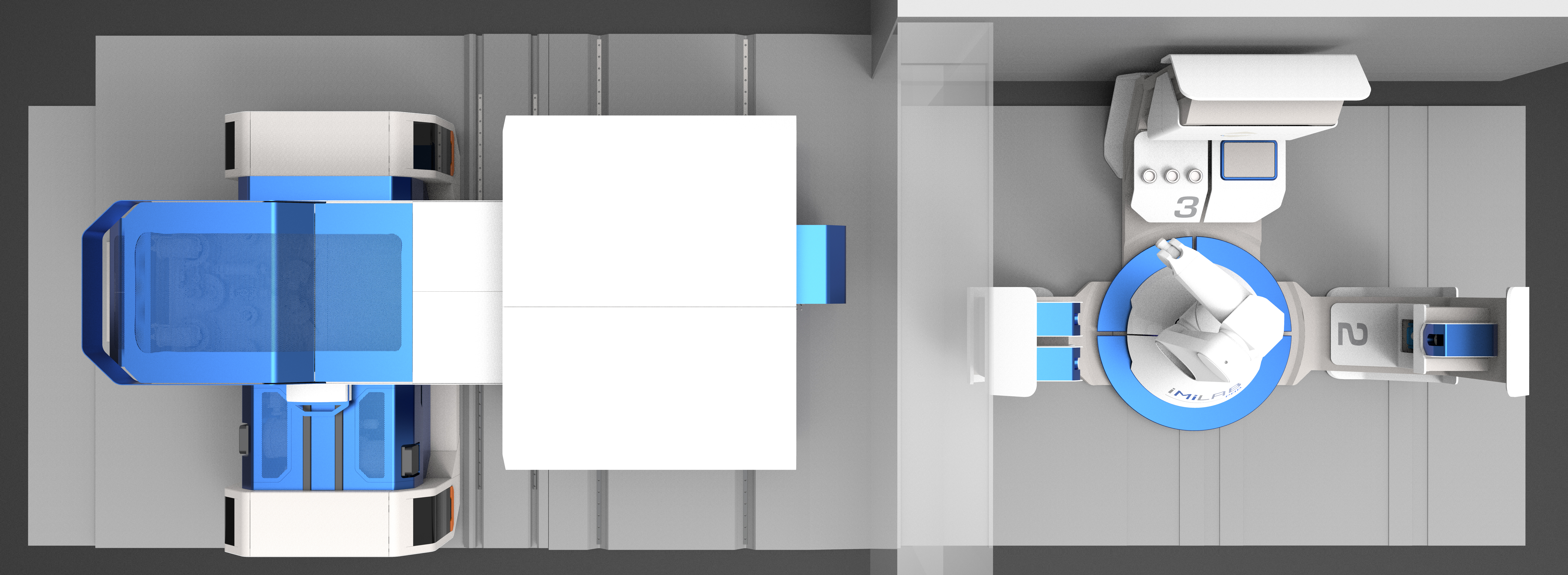 iMiGiNE automated radiopharmaceutical production system for pet imaging by pmb-alcen